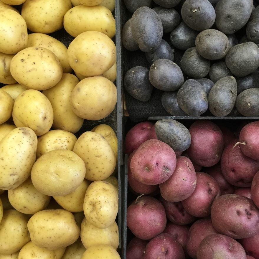 Бесплатные фото картофеля для вкусных рецептов по французски