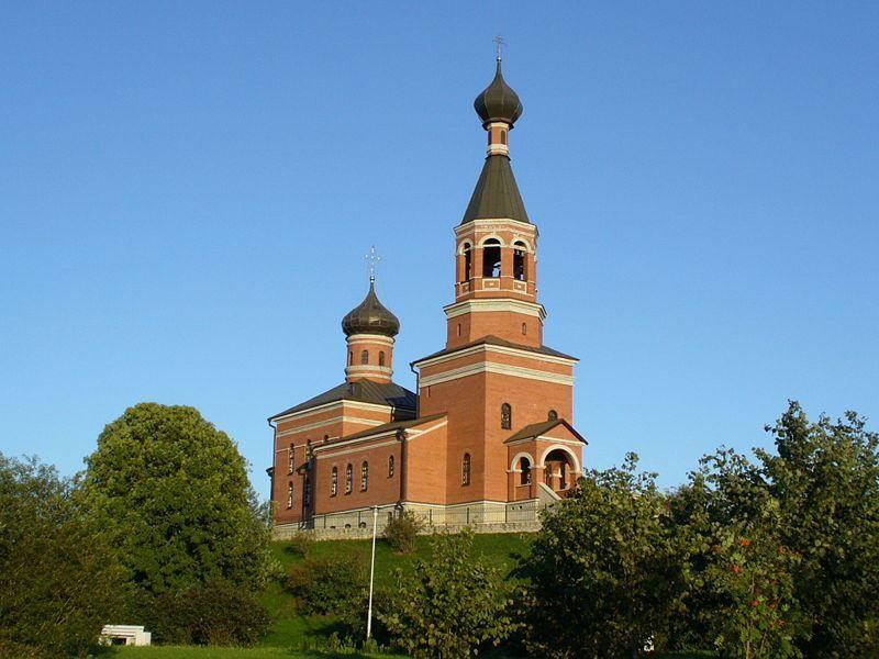 Церковь город Маарду