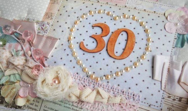 30 лет Свадьбы красивое поздравление