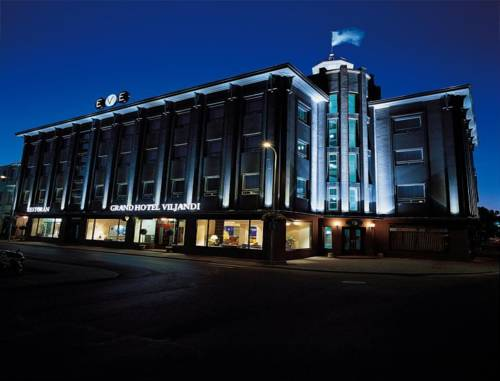 Отель город Вильянди