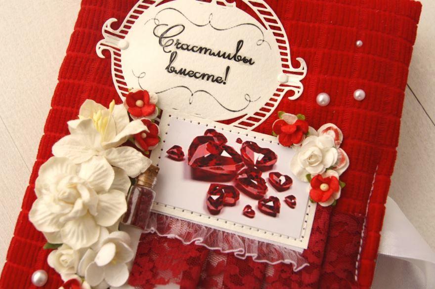 Словами парню, открытка к 40 летию свадьбы своими руками