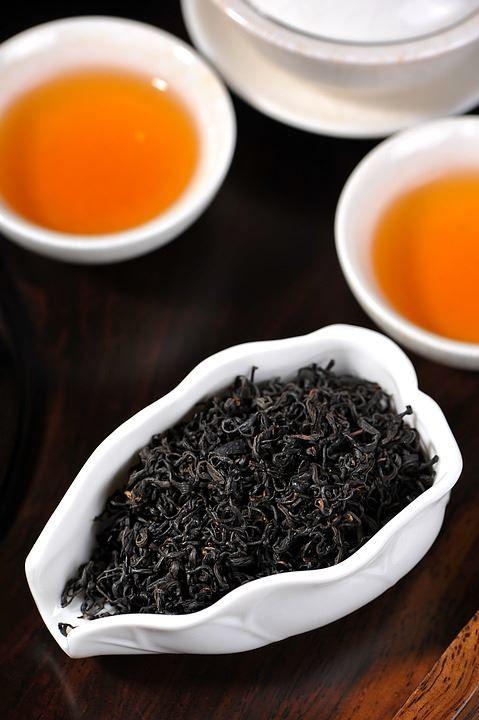 Скачать бесплатно фото черного чая дракона, крупнолистового онлайн