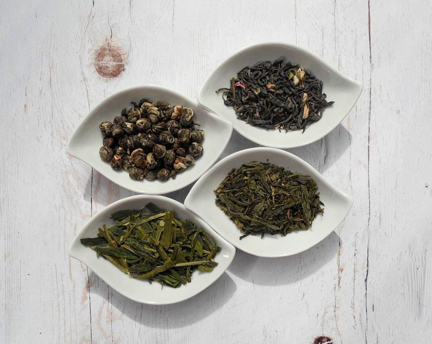 Смотреть фото зеленого чая, обладающего вредом и пользой