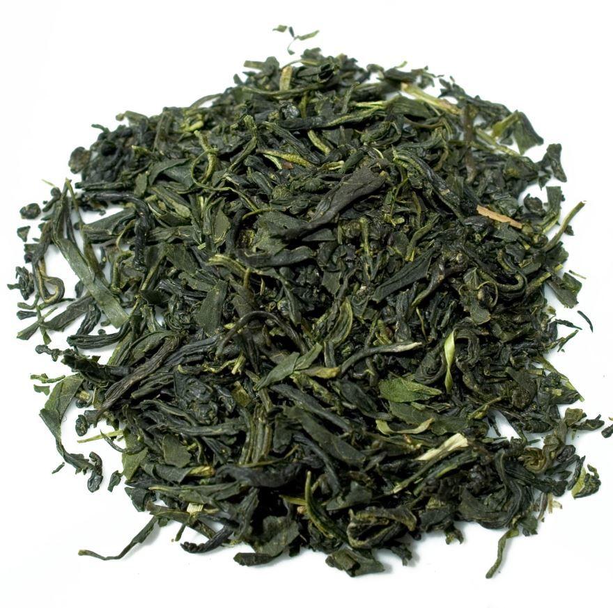 Скачать бесплатно фото зеленого чая, для рецептов с имбирем