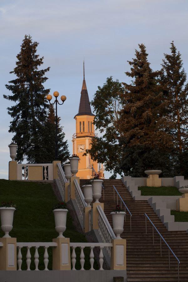 Скачать онлайн бесплатно лучшее фото города Силламяэ в хорошем качестве