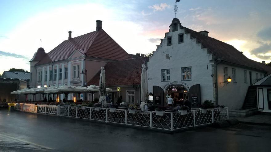 Исторический центр город Курессааре