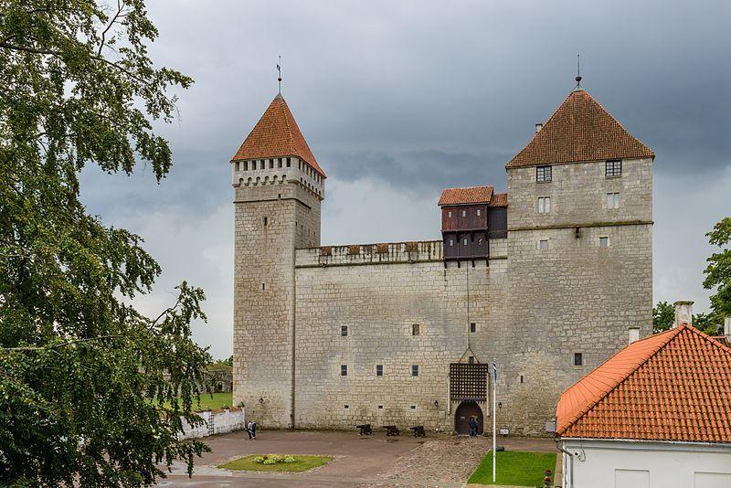 Крепость город Курессааре