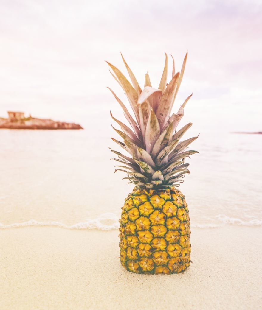 Купить фото классического ананаса для вкусного салата? Скачайте бесплатно