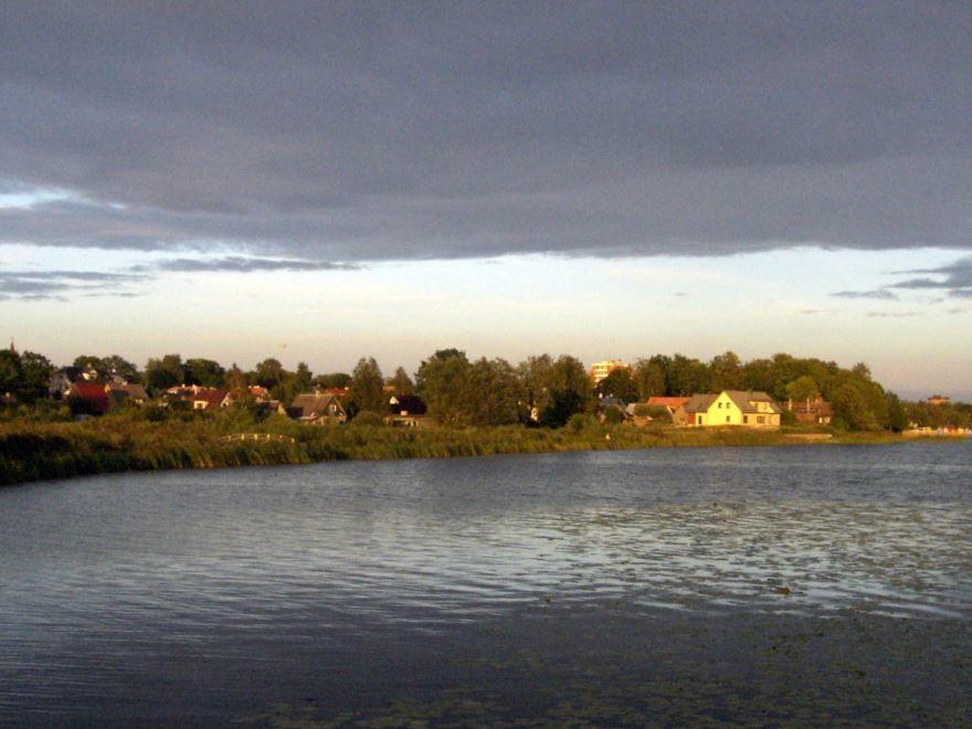 Фото города Выру Эстония