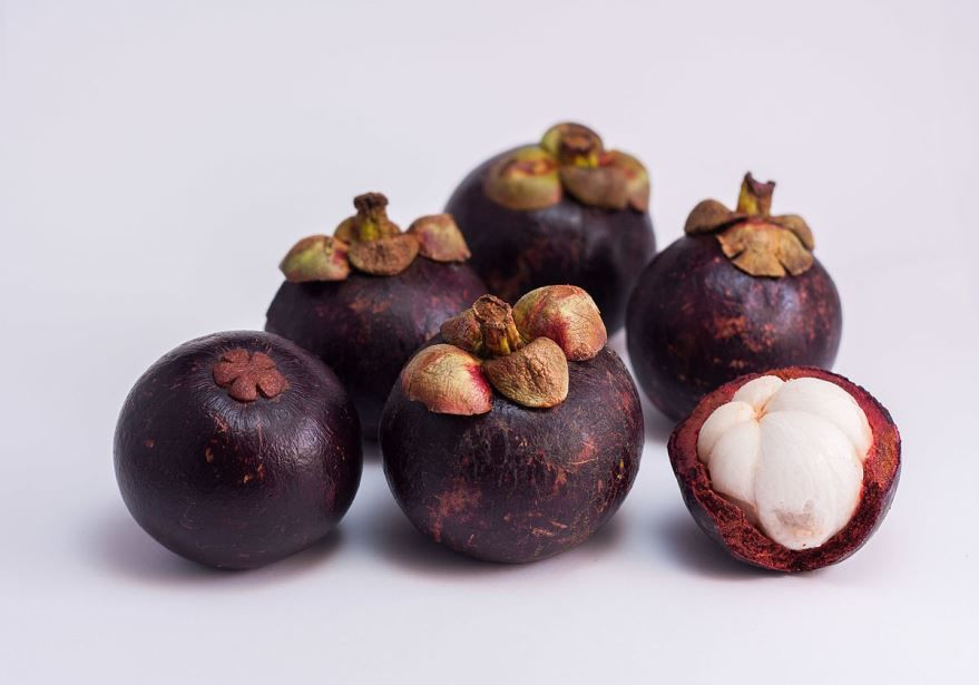 Фото и картинки фрукта мангустина из Тайланда бесплатно онлайн