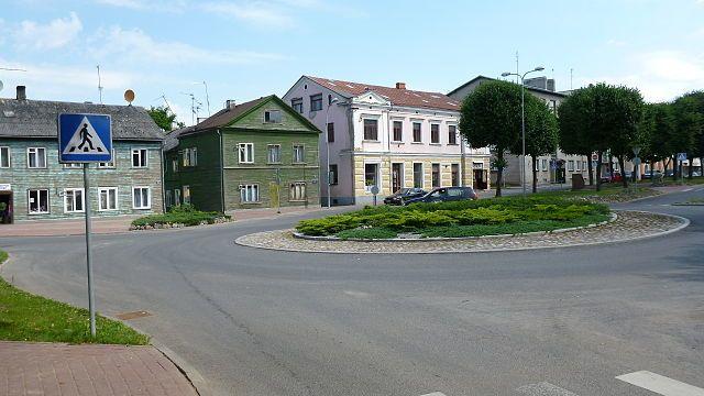 Фото города Валга Эстония