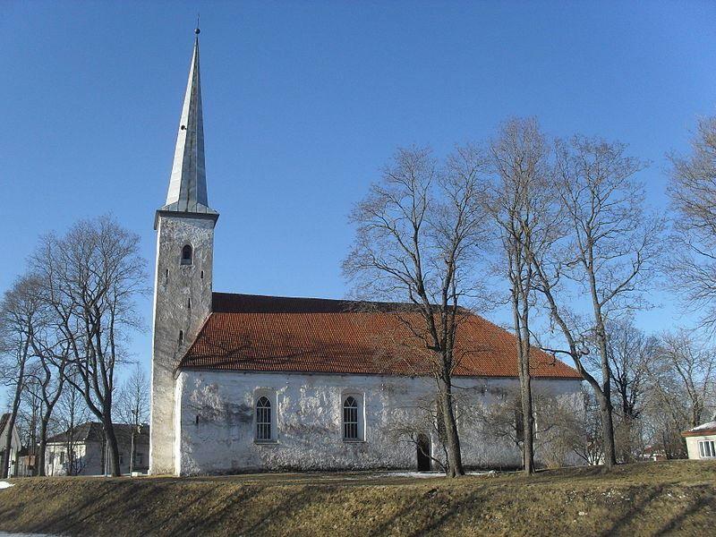 Церковь город Йыхви