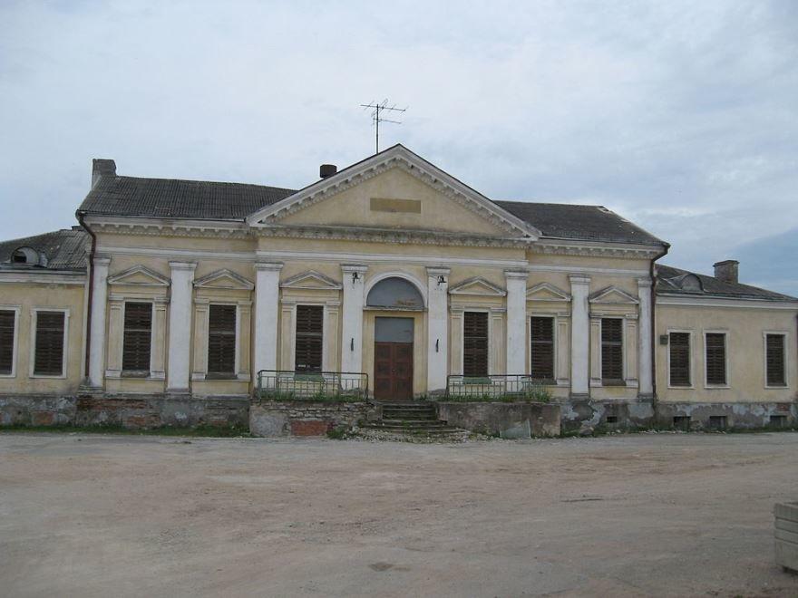 Железнодорожный вокзал город Йыхви 2019