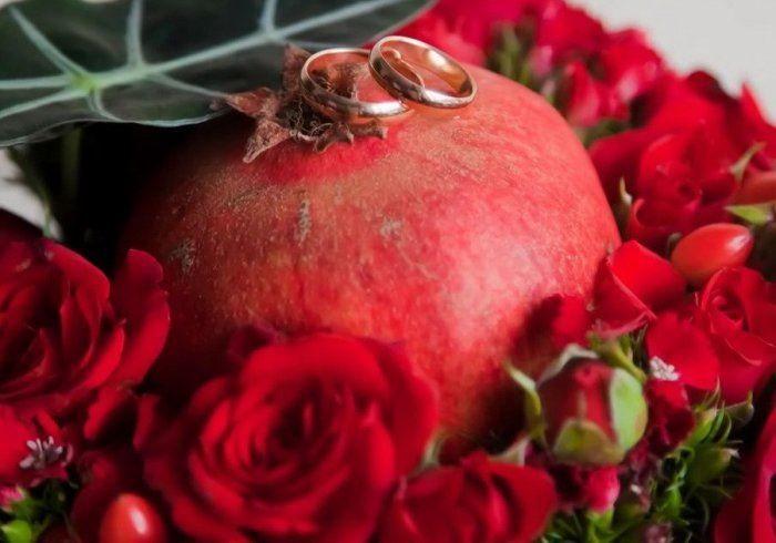 Гранатовая Свадьба сколько лет - 19 лет