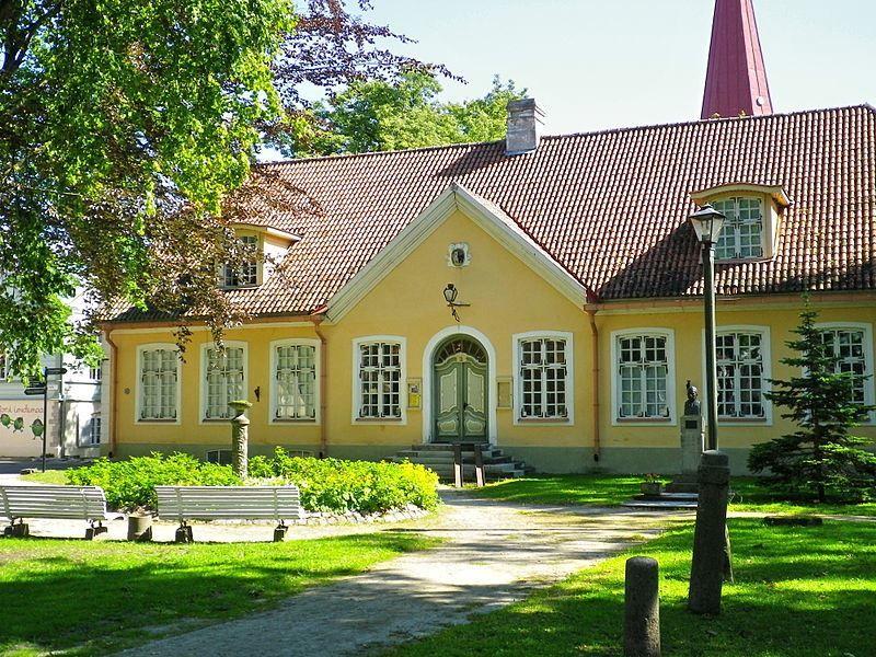 Музей город Хаапсалу