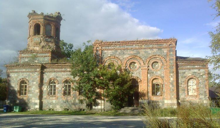 Церковь Александра Невского город Лихула