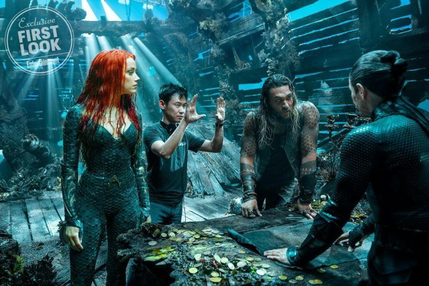 Фото и картинки фильма аквамен, который вышел в кинотеатре в 1080 hd