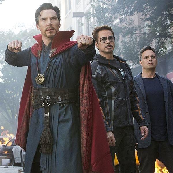 Скачать лучшие картинки и кадры фильма мстители: война бесконечности бесплатно