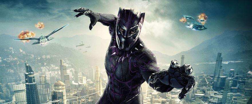 Скачать лучшие картинки и кадры фильма черная пантера бесплатно