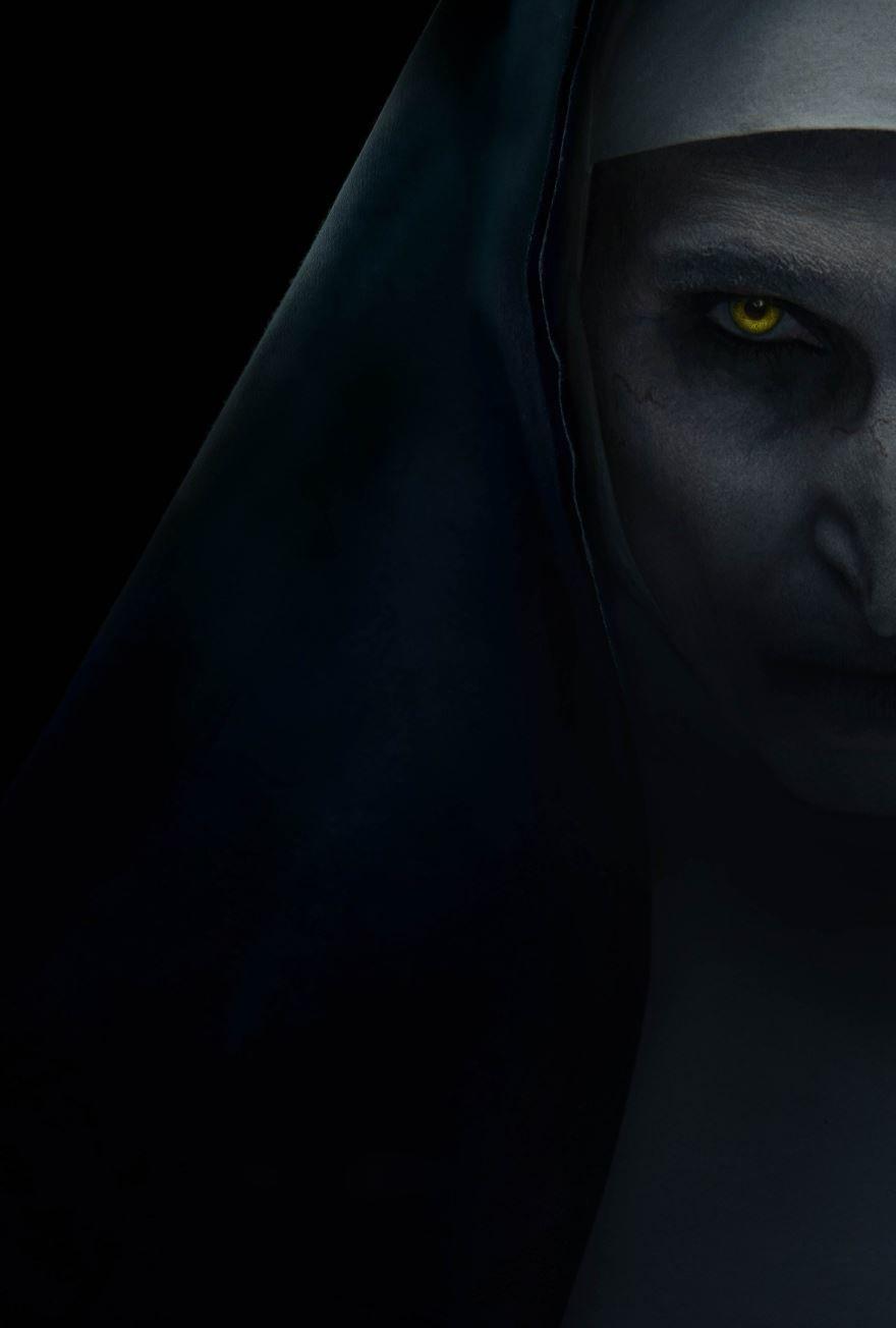 Смотреть постеры фильма проклятие монахини в хорошем качестве