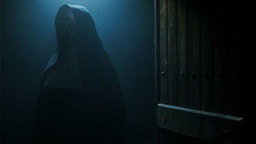 Смотреть фото фильма проклятие монахини 2018 года онлайн