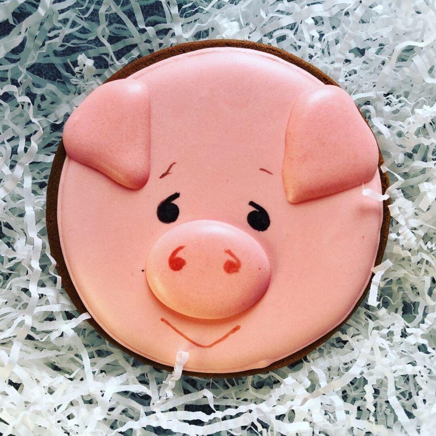 Символ года свинья 2019