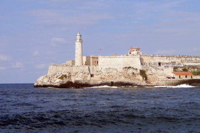 Маяк город Гавана