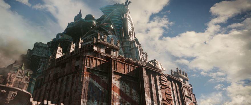 Скачать лучшие картинки и кадры фильма хроники хищных городов бесплатно