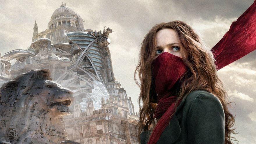 Смотреть постеры к кино хроники хищных городов в хорошем качестве