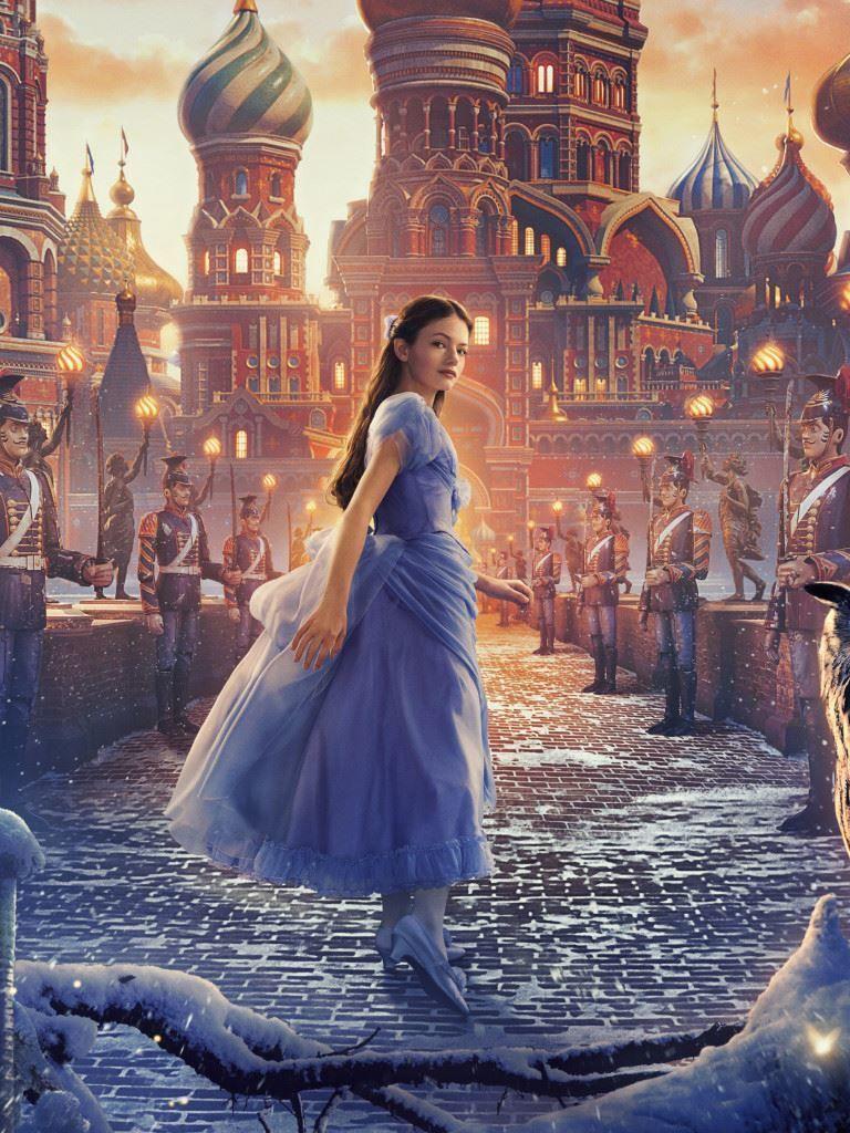 Смотреть постеры фильма щелкунчик и четыре королевства в хорошем качестве