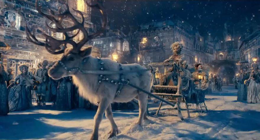 Фото и картинки фильма щелкунчик и четыре королевства, который вышел в кинотеатре в 1080 hd