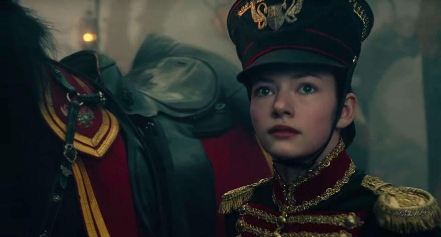 Смотреть фото фильма щелкунчик и четыре королевства 2018 года онлайн