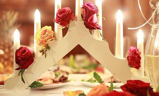 1 год жизни какая Свадьба - романтическая открытка