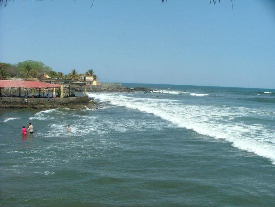 Пляж город Ластунас 2019 Куба
