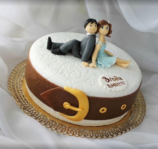 Картинка с днем свадьбы 3 года, днем рождения мужчине
