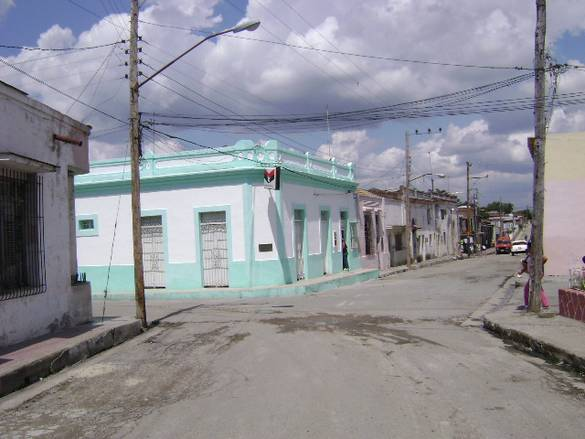 Улица город Пальма Сориано
