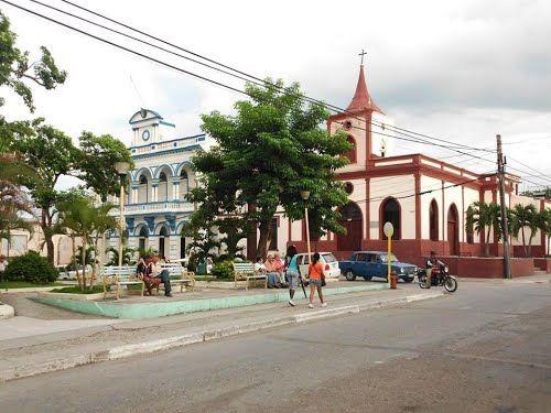 Скачать онлайн бесплатно лучшее фото город Пальма Сориано в хорошем качестве