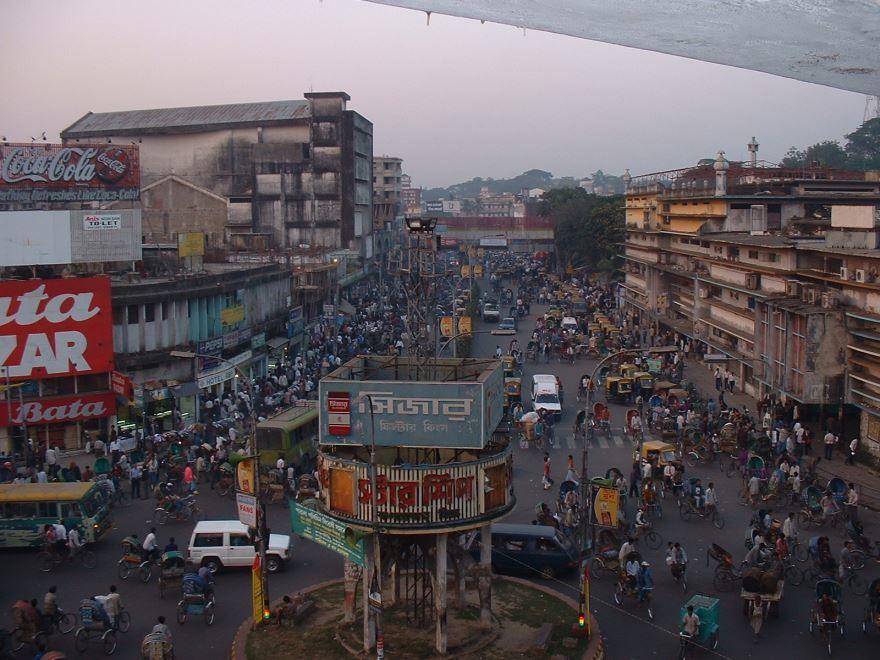 Фото города Читтагонг Бангладеш