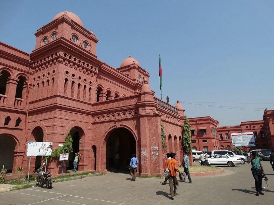Фото город Читтагонг