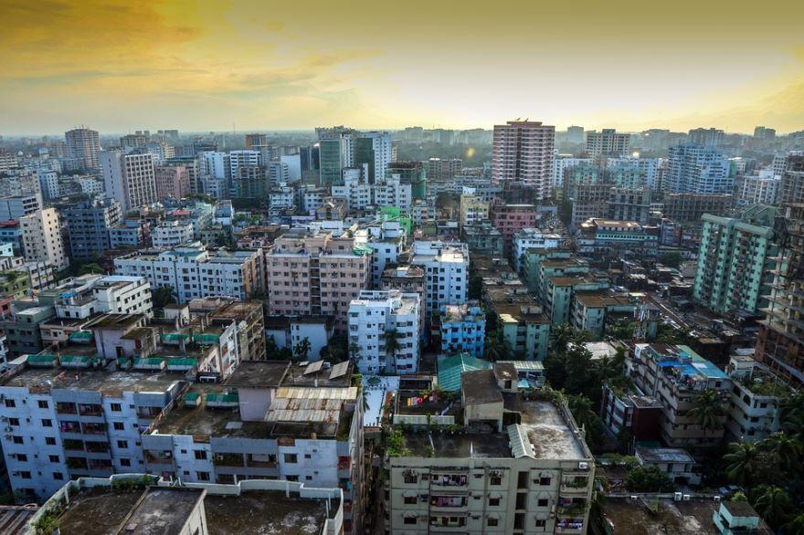 Фото города Дакка Бангладеш