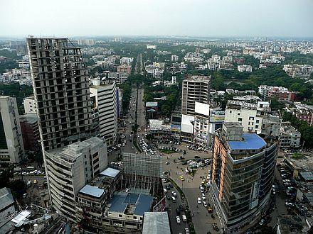 Фото город Дакка