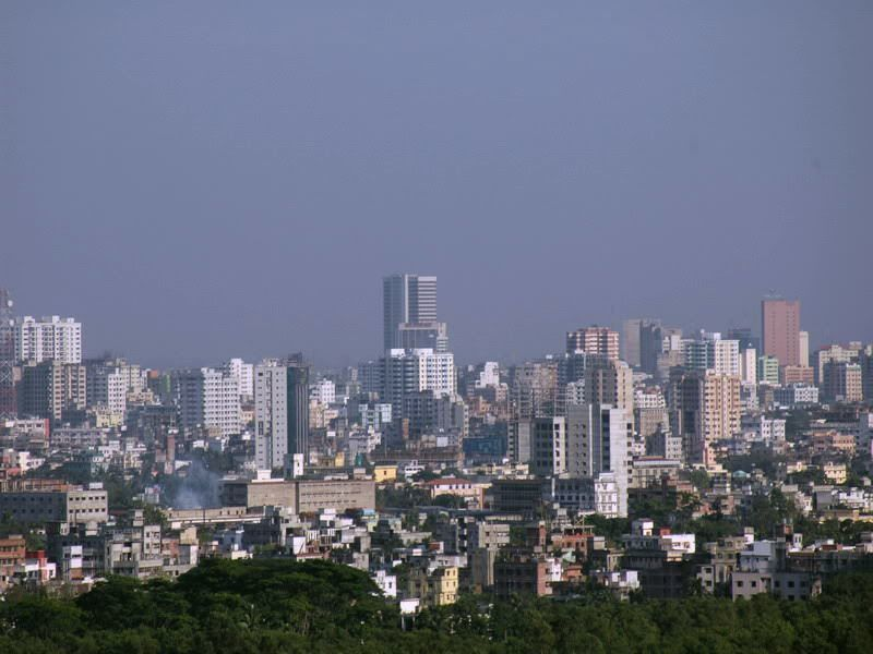 Смотреть красивое фото город Дакка