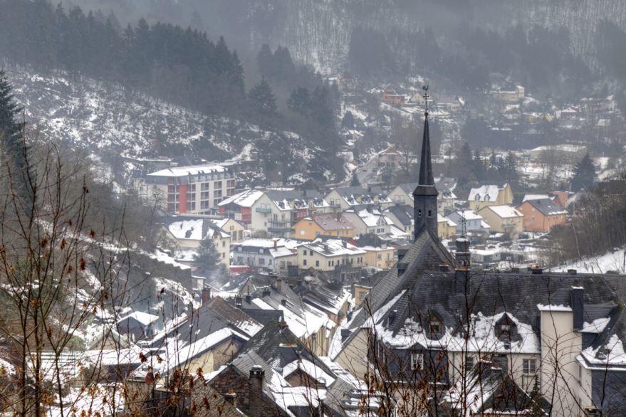 Смотреть красивое фото город Люксембург