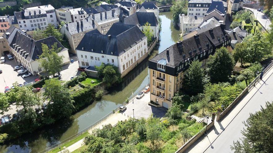 Фото город Люксембург