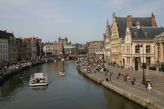 Смотреть красивое фото город Фландрия
