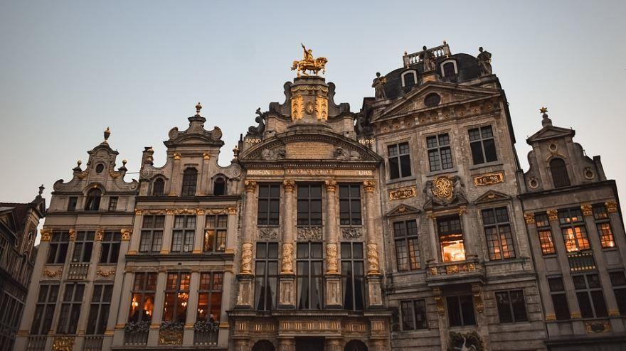 Фото города Брюссель Бельгия