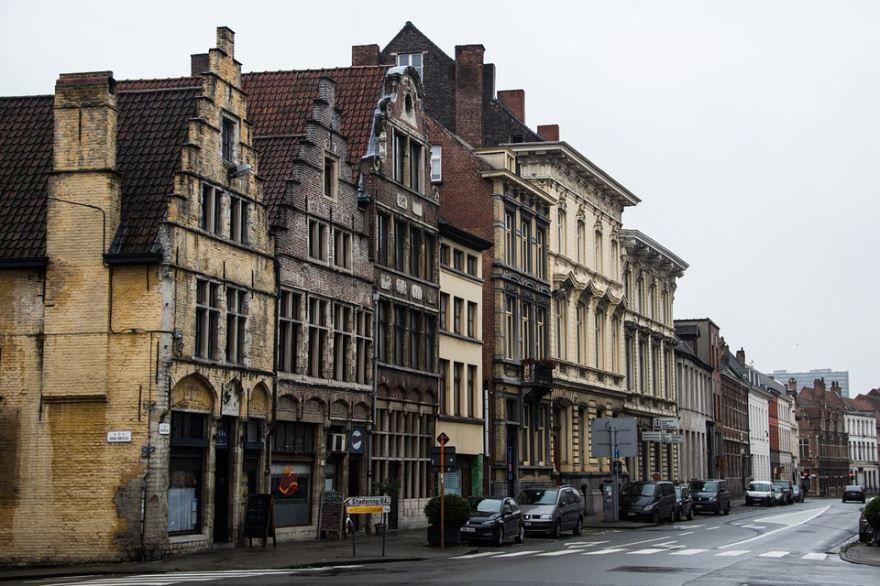 Фото города Гент Бельгия