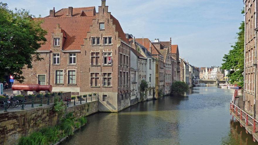 Лучшее фото города Гент