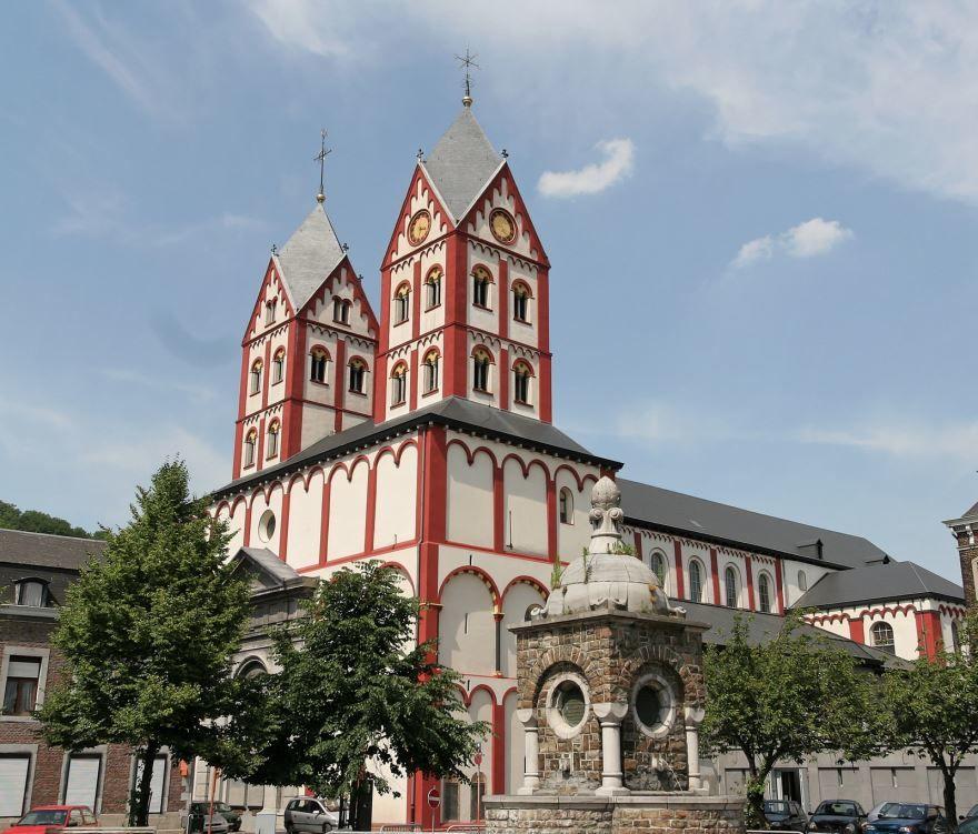 Собор город Льеж