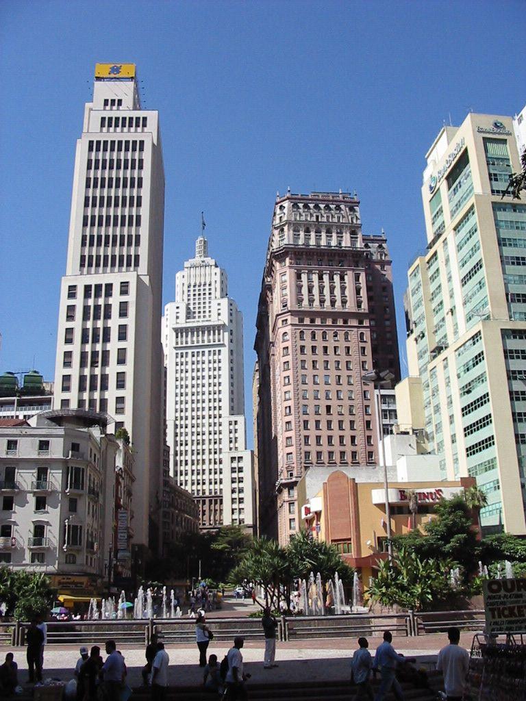 Смотреть красивое фото город Сан Паулу